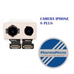Caméra arrière - iPhone X