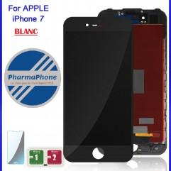 Ecran LCD + tactile + chasis - iPhone 7 - Blanc