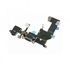 Iphone 5: Nappe de Prise d'Alimentation + Prise casque + Antenne GSM + Microphone
