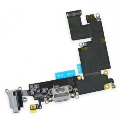 Iphone 6: Nappe de Prise d'Alimentation (connecteur de charge) + Prise casque (Jack) + Antenne GSM + Microphone