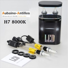 Kit H7 Xenon LED 8000K