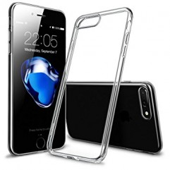 Iphone 7 Coque siliconne  TPU transparent